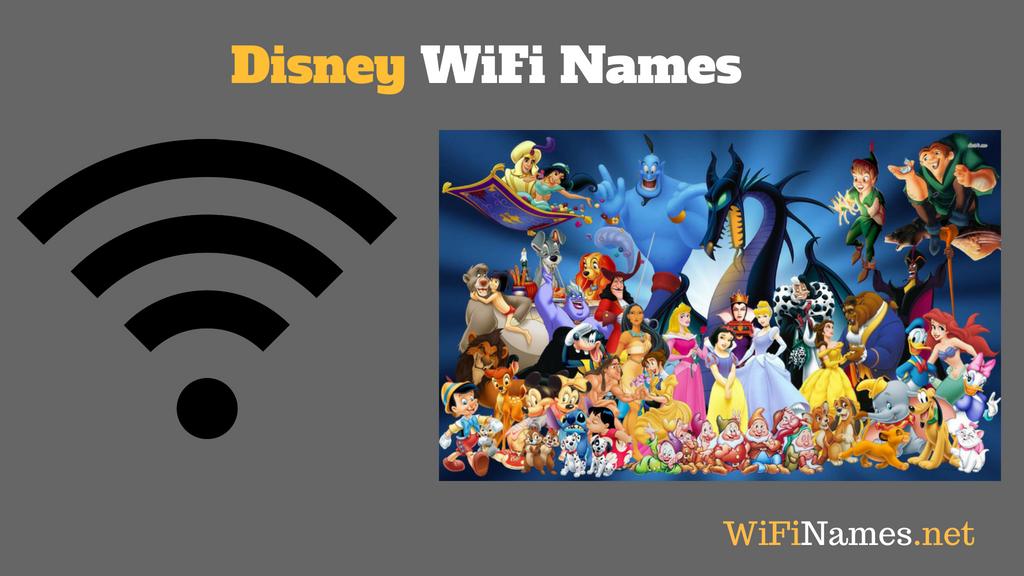 best wifi names harry potter