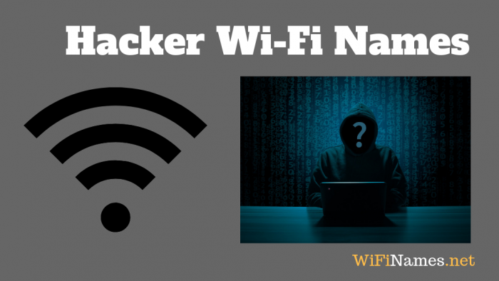 hacker wifi names